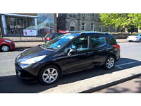 Peugeot 207 Estate, serviced today
