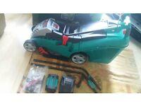 cordless Bosch rotak 37-36 Ll ergo