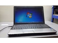 HP Compaq CQ60-114EA laptop, 15.6, AMD 2.0 GHz processor/ very fast