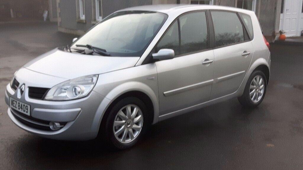 Renault Scenic megan nov 2008