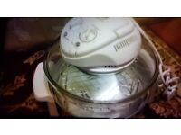Cheap halogen Oven. Brand New. Collect today cheap