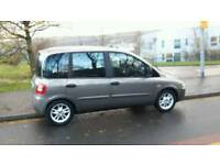 2007 fieat multipla 1.9 diesel family 6 seaters new clutch and timing belt done