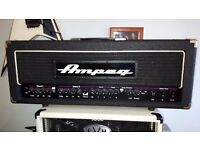 Guitar amp for sale AMPEG 100 watt head
