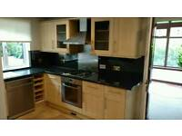 Full kitchen including appliances