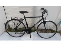 """DISCOVERY COVENTRY EAGLE 700C CITY BIKE - 10 SPEED FRAME 20"""" FULLY WORKING"""