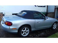 BREAKING MAZDA MX5 Mk2 1.6 and 1.8 Low Mileage Cars
