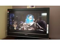 "Sony 32"" Full HD LCD TV - KDL-D3000 For Sale. Excellent condition!"
