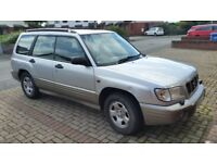 Subaru Forester 2.0 Non Turbo All Weather 2002