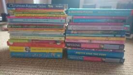 Girls book bundle 32 books
