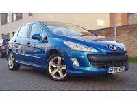 Peugeot 308 Hatchback 1.6 VTi Sport 5dr ((SERVICE HISTORY))