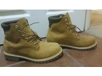 Timberland boots size 7.5