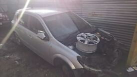 breaking a vauxhall astra sri 1.7 diesel 5 door all the parts are available now