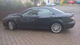 Mazda 6 MPS, FSH, 12 Month MOT, Just Serviced, Recent 4 New Tyres, Bilstein B12 Suspension