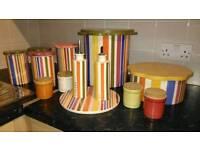 One off kitchen storage set