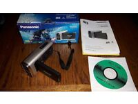 Panasonic SDR-SW20 Digital Camcorder 10X Optical Zoom