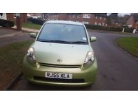 Daihatsu Sirion SE Low Mileage FOR SALE £1449.00