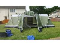 Outwell xl 8 person tent