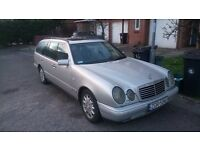 mercedes e300 diesel left hand drive estate 1998