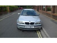 Bmw 320i diesel estate 2003 high miles