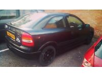 Sell or swap Vauxhall astra 1.6 automatic
