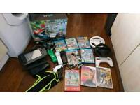 Wii u lots of extras