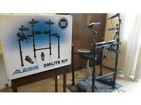 Alesis dmlite kit for practice or beginners