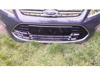 Ford mondeo mk4 facelift bumper complete fogs lights parking sensor 12-14