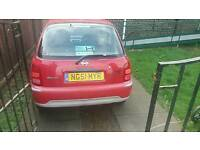 Nissan Micra spares or repairs