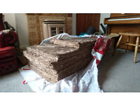 Earthwool OmniFit Slab Insulation - Half a pack - 6.5 pieces (4.7m2 area) - 60mm thickness