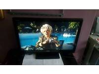 """TOSHIBA 37"""" LCD TV WITH FREEVIEW BUILD IN + REMOTE IN FULLY WORKING CONDITIONS"""