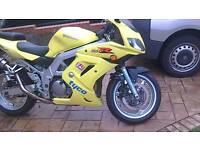 Suzuki sv 650 / 2004