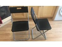 Ikea Gunde floding chair