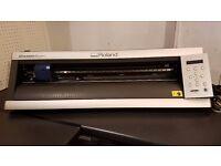 Roland GX-24 Vinyl Cutter/Plotter