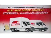 MAN&VAN CHEAP-LUTON and SPRINTER vans&WORKERS. Big or small Job is done FRIENDLY&SMOOTH/SAVE/CHEERS!