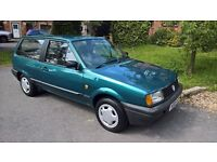 VW Volkswagen Polo Classic 1.0l Jade Green 1 Lady owner