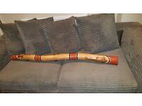Original Didgeridoo (hand painted)