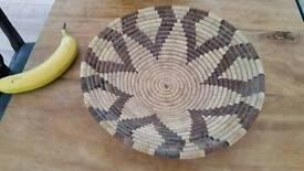 Okavanga woven bowl