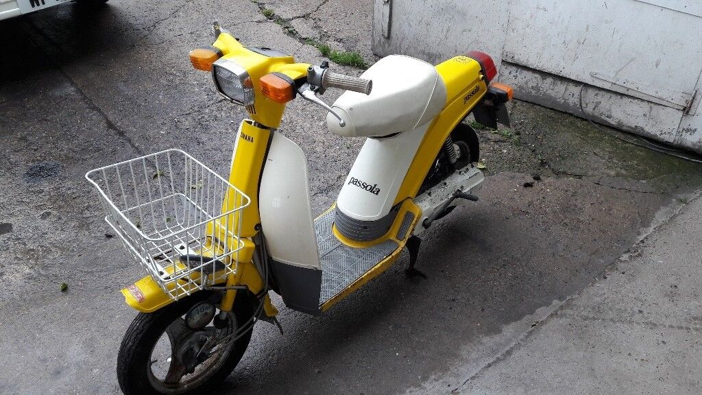 1980 Yamaha Passola Moped In Bromley London Gumtree