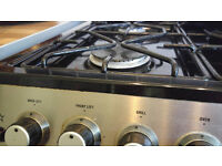 Beautiful Zanussi gas cooker for sale