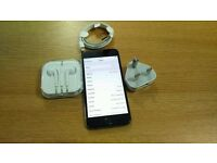 IPhone 6 Locked on o2 16GB Space Grey Used warranty