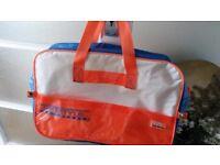 Gio brand sports bag.