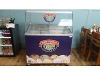 New Forest Ice Cream Freezer