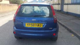 ****2008 five door blue ford fiesta, diesel 1.4 ******