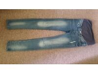 Maternity H&M jeans