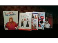 Little Britain complete set of DVDs