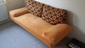 3-Seater Sofa Bed
