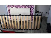 Single camp bed
