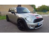 Mini Cooper S limited edition automatic