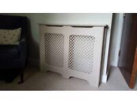 radiator cover, 100cm x 80cm x 20cm in good condition