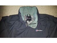 Berghaus XXL Mens Waterproof Jacket